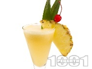 Коктейл Замразено ананасово Дайкири (Frozen Pineapple Daiquiry)